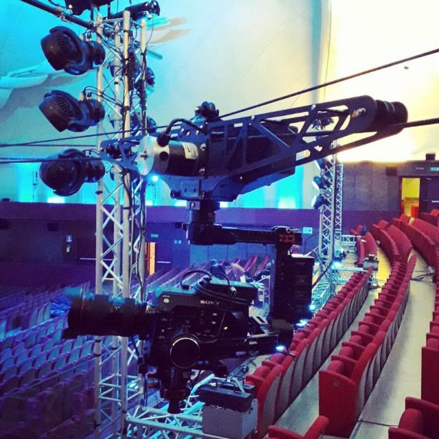Ready for show lets do the italien job with Mediavideolabhellip