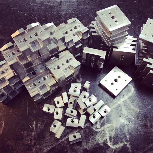 a new batch of finest milled parts are ready forhellip